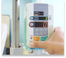 Reduce errors with medical device connectivity image