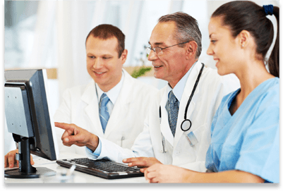 Give physicians timely results image