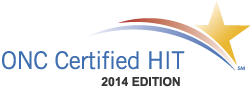 ONC Certification HIT 2014 Edition image