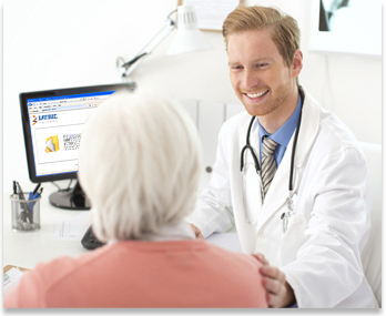 Engage patients with patient portal image