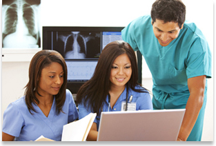 Share key data with physician offices image