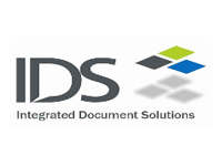 IDS Integrated Document Solutions Logo