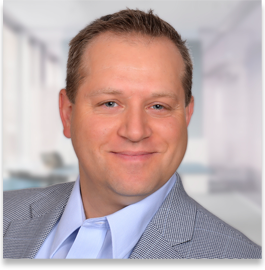 Marc Andiel, Senior Vice President of Professional Services image