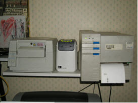 Printing to Non-supporting Thermal Label Printer (MAGIC or Client/Server)