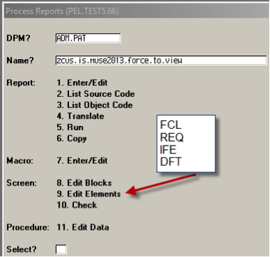 Force Client/Server or MAGIC Report to Download File