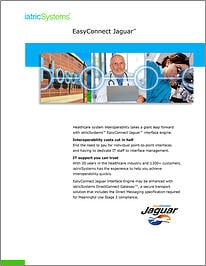 EasyConnect Jaguar - Brochure Thumbnail