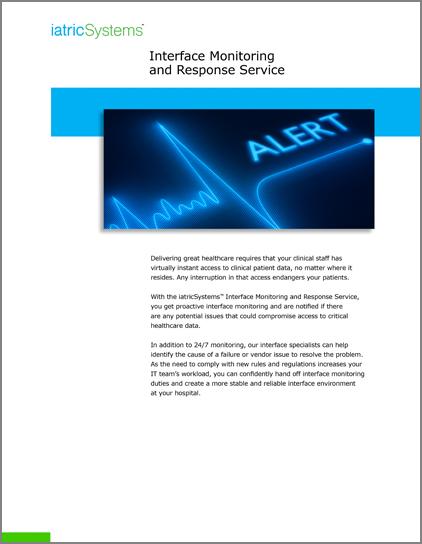 Interface Monitoring and Response thumbnail