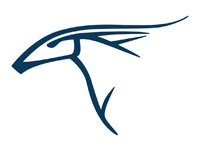 Blue Gazelle logo