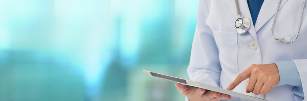 Patient Privacy and Security Managed Services Banner