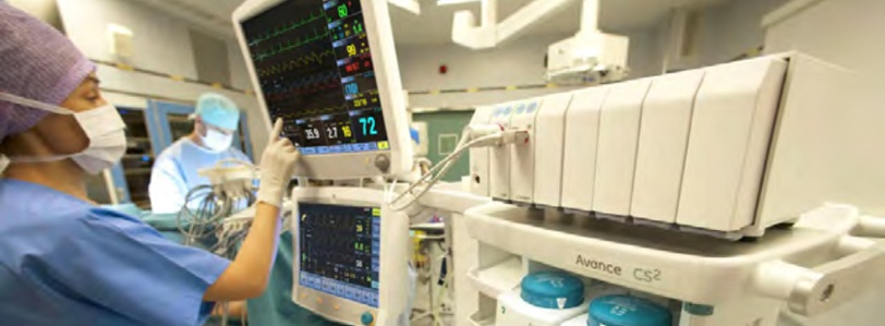 Connectivity Series: GE Medical Devices