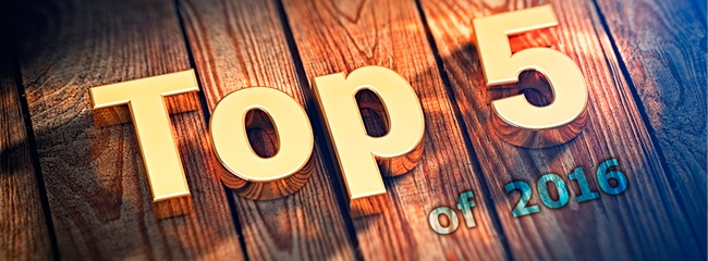 Top Interoperability Posts of 2016...and some 2017 Healthcare IT Trends