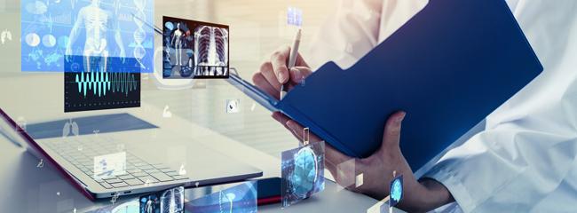 Physician Burnout - FlexButton - Blog Header June 2020