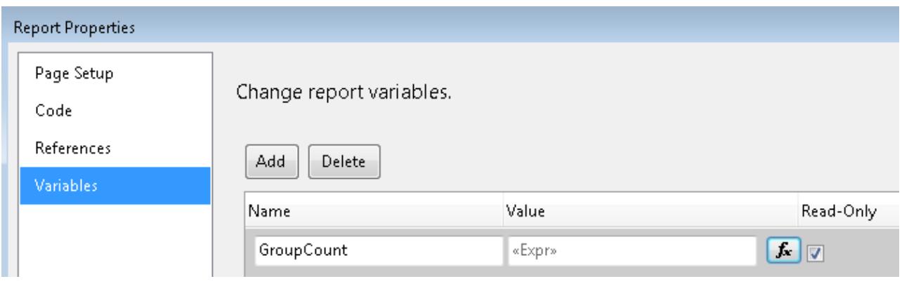 Report Properties Image 4